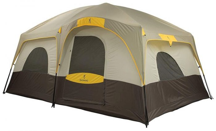 Best 10 Person Tent - Browning Camping Big Horn Two-Room Tent