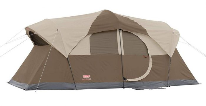 Best 10 Person Tent - Coleman Weathermaster 10 Person Tent