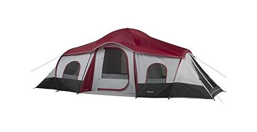 Best 10 Person Tent - Ozark Trail 10 Person Tent 3 Rooms