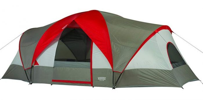 Best 10 Person Tent - Wenzel Great Basin Tent