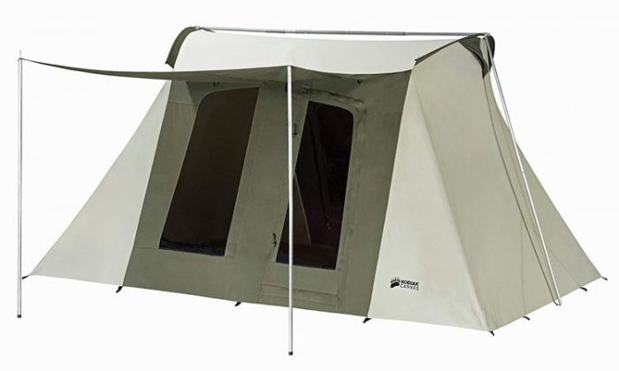 Best 8 Person Tents - Kodiak Canvas Flex-Bow Deluxe