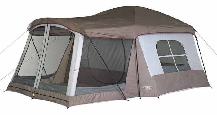 Best 8 Person Tents - Wenzel Klondike Tent