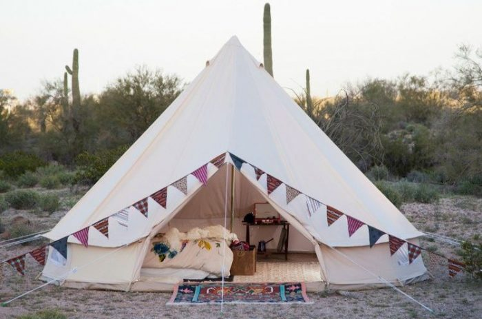 Best Bell Tent - Stout Bell Tent Cotton Canvas Tent