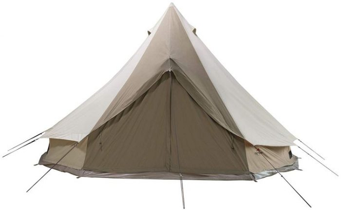 Best Bell Tent - TETON Sports Sierra 12 Canvas Tent