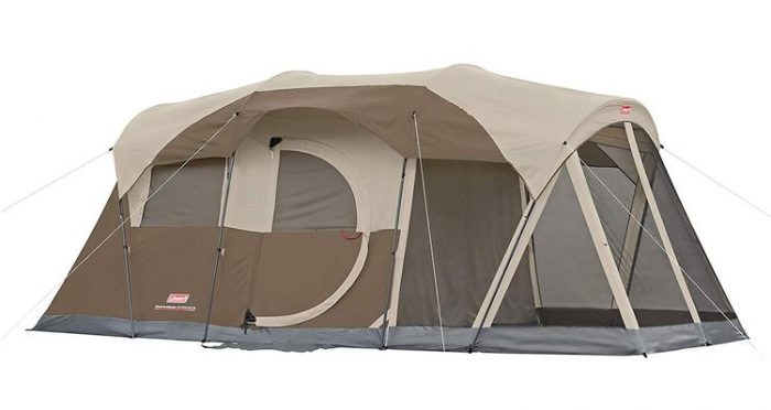 Best Camping Tents With Screened Porch - Coleman WeatherMaster 6-Person Tent with Screen Room