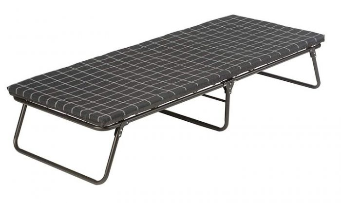 Best Camping cot - Coleman Camping Cot with Sleeping Pad