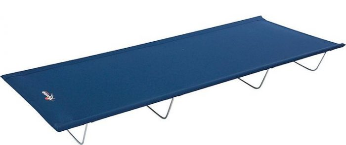 Best Camping cot - Mountain Trails Base Camp Cot