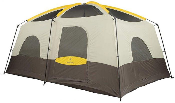 Best Family Tent - Browning Camping Big Horn Two-Room Tent