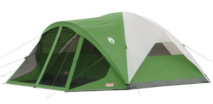 Best Family Tent - Coleman Evanston Tent