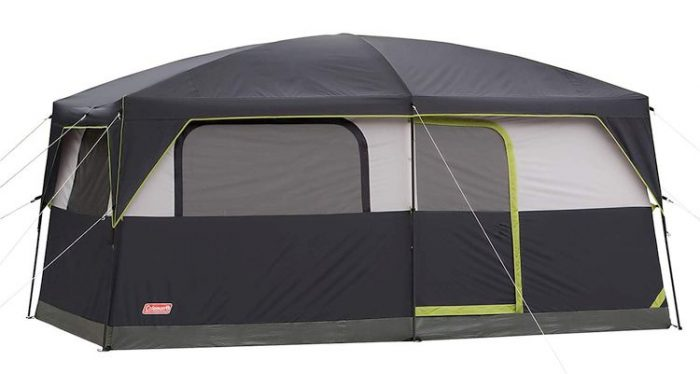 Best Family Tent - Coleman Signature Prairie Breeze Tent