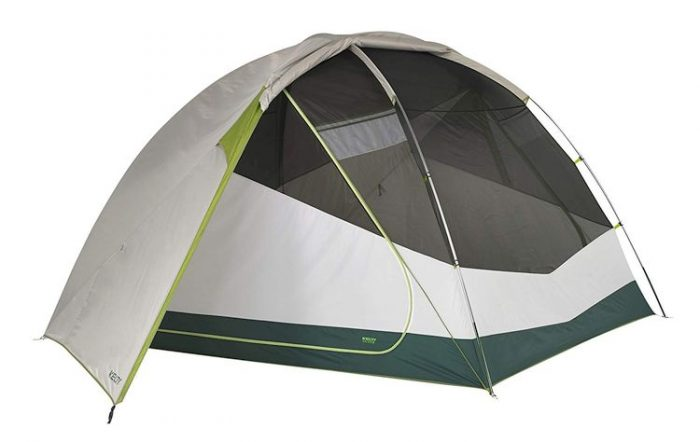 Best Family Tent - Kelty Trail Ridge 6 Tent with footprint