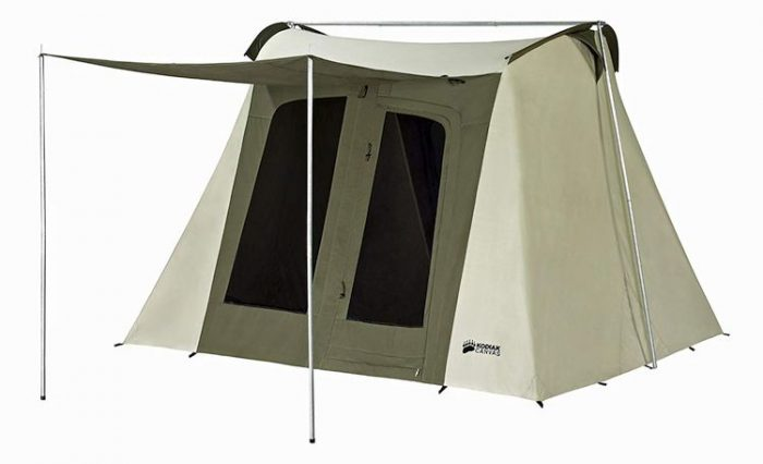 Best Family Tent - Kodiak Canvas Flex-Bow
