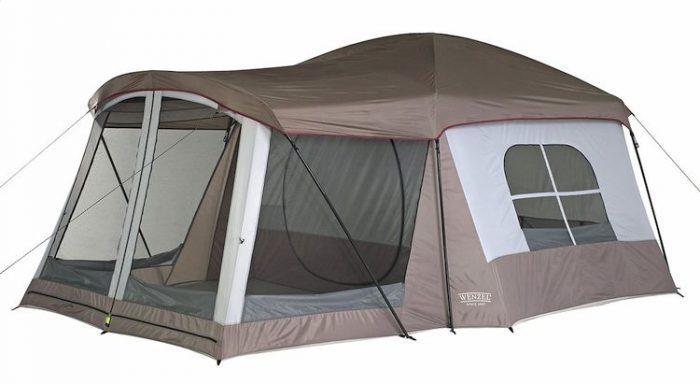 Best Family Tent - Wenzel Klondike Tent