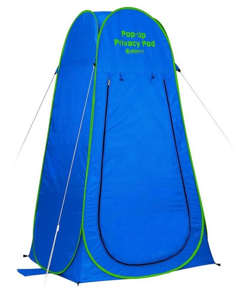 Best Pop Up Changing Tents - GigaTent Portable Pop Up Changing Dressing Room