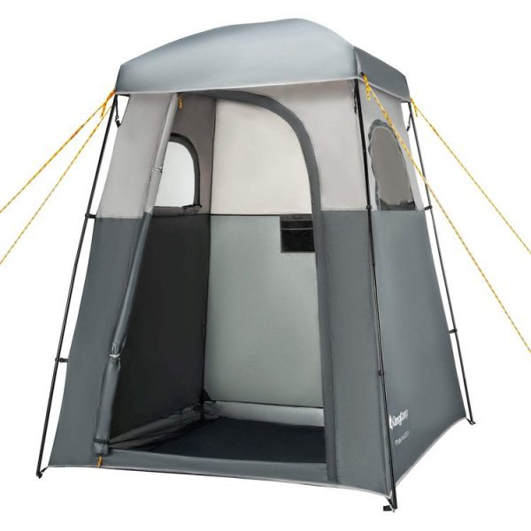 Best Pop Up Changing Tents - KingCamp Oversize Outdoor Portable Tent
