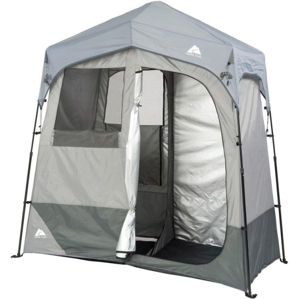Best Pop Up Changing Tents - Ozark Trail Instant 2-Room Shower And Changing Shelter