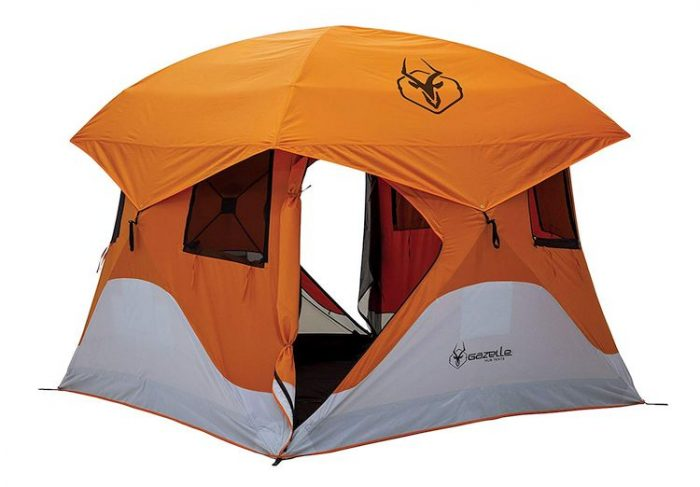Best Pop Up Tents - Gazelle T4 Pop-Up Portable Camping Hub Tent