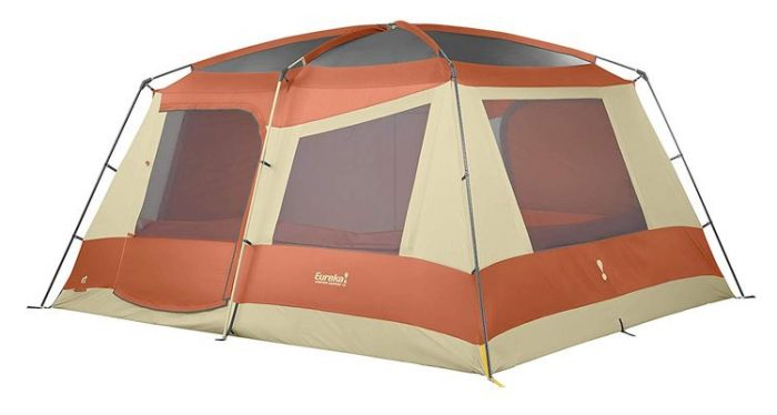 Eureka Copper Canyon 12-Person Tent
