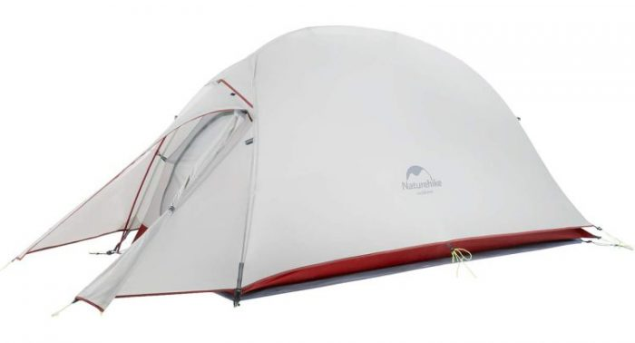 Naturehike Cloud-Up Ultralight Backpacking Tent with Footprint