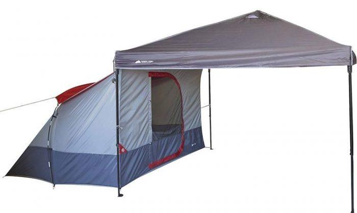 Ozark Trail Tents Reviews - 5. Ozark Trail Connectent, 4-Person Tent