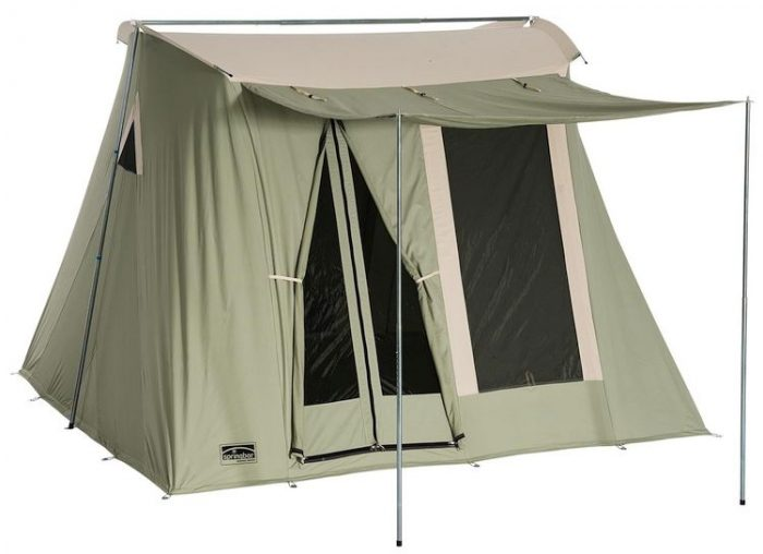 SPRINGBAR Highline 6 Person Canvas Tent