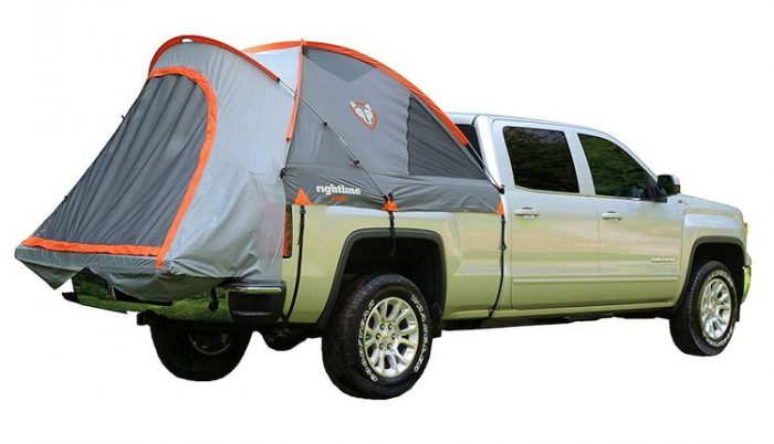 Top Truck Bed Tents - Rightline Gear 110730 Full-Size Standard Truck Bed Tent 6.5feet