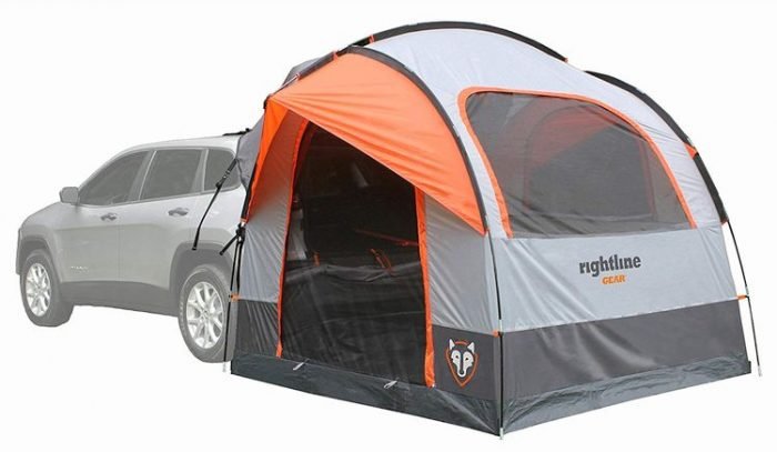 Top Truck Bed Tents - Rightline Gear 110907 SUV Tent