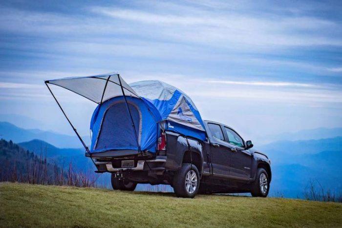 Top Truck Bed Tents - Sportz Truck Tent