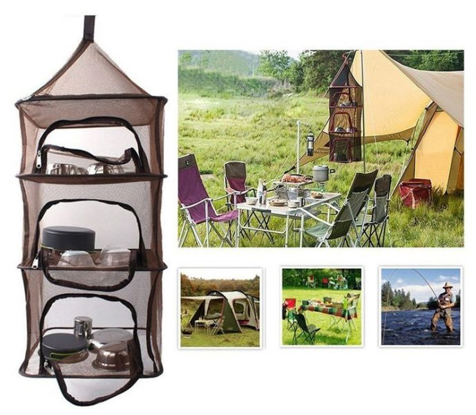 Camping Storage Ideas