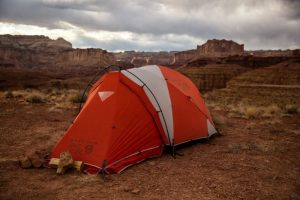 How To Fold A Tent - Dome Tent