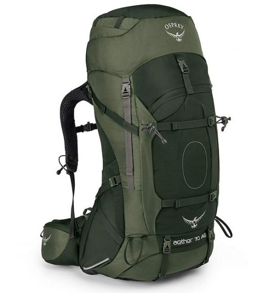 Osprey Aether AG70 Backpack