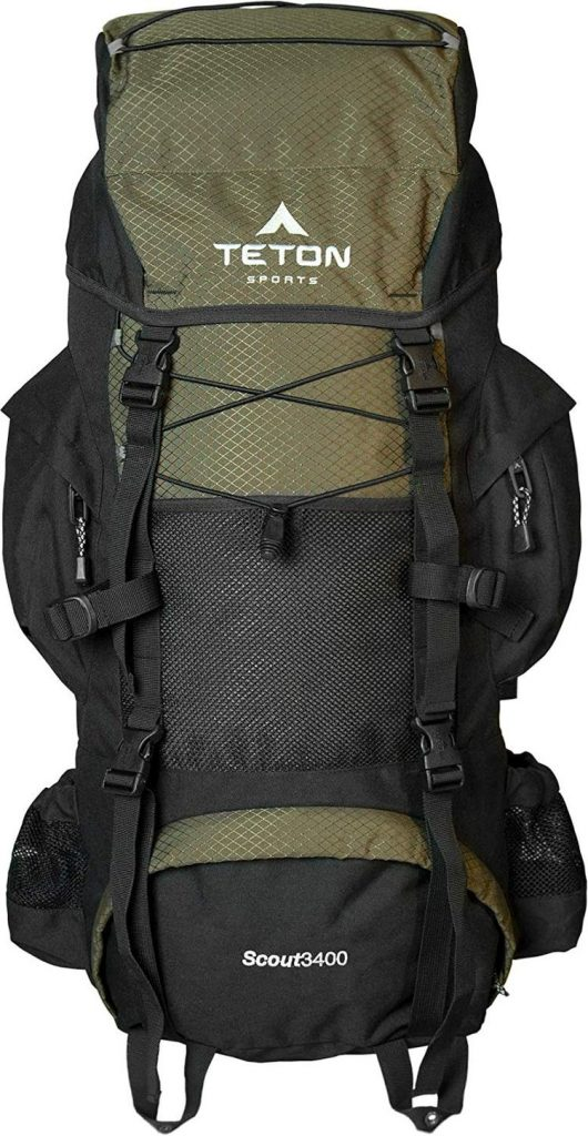 TETON Sports Scout 3400 Internal Frame Backpack Image