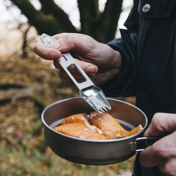 Best Camping Utensils - Featured Image with The Muncher