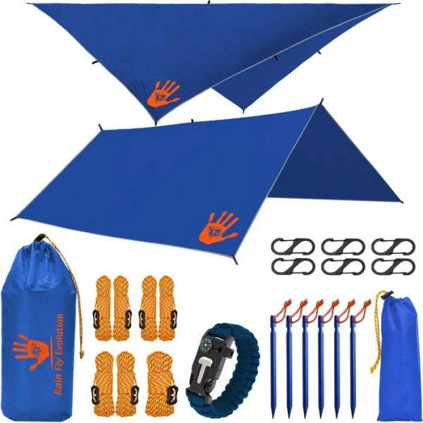 Best Choice Products Hammock Rain Fly Tent Tarp