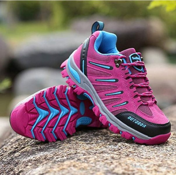 BomKinta Womens Hiking Shoes