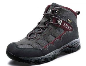 Clorts Waterproof Mens Hiking Boots