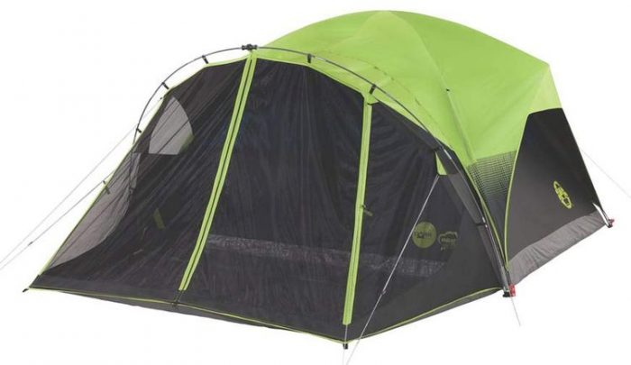 Coleman Carlsbad Darkroom Tent With Screen Room