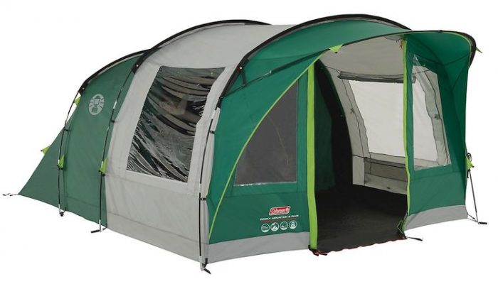 Coleman Rocky Mountain Tunnel Tent