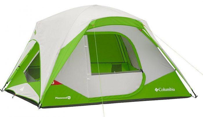 Columbia Sportswear Pinewood 4 Person Dome Tent