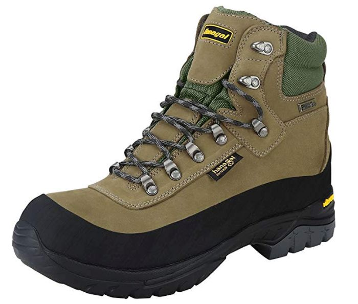 HANAGAL Mens Tangula Waterproof Hiking Boots