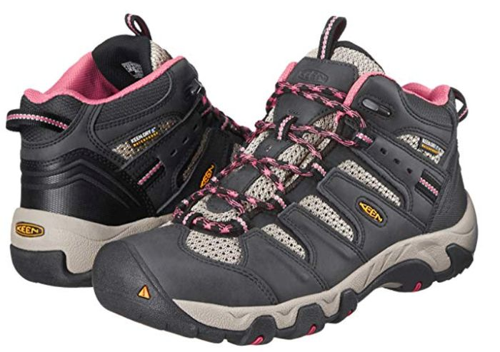 KEEN Womens Koven Mid Hiking Boot