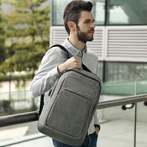 KOPACK Anti Thief Slim Laptop Backpack
