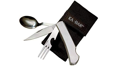 Ka-bar Stainless Steel Original Hobo All-Purpose Knife