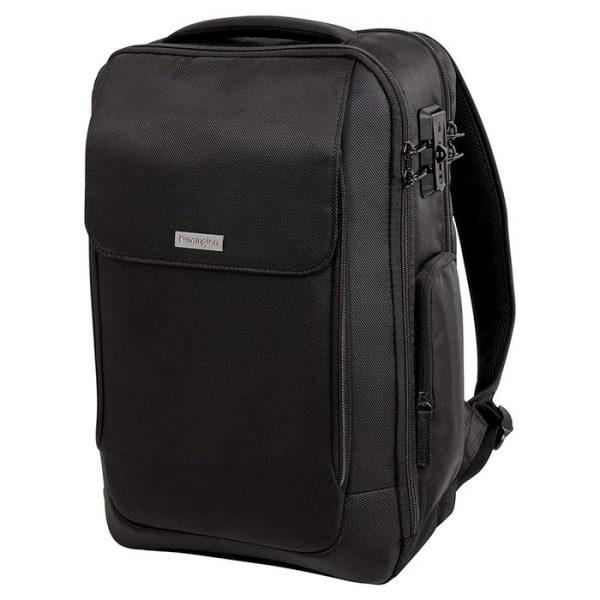 Kensington SecureTrek Lockable Anti-Theft Laptop Backpack