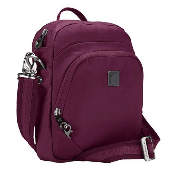 Lewis N. Clark Secura RFID Blocking Anti-Theft Backpack