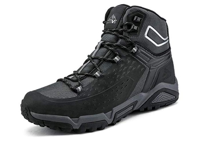 NORTIV 8 Mens Waterproof Hiking Boots