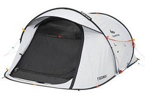 Quechua Waterproof Pop Up Camping Tent 2 Seconds