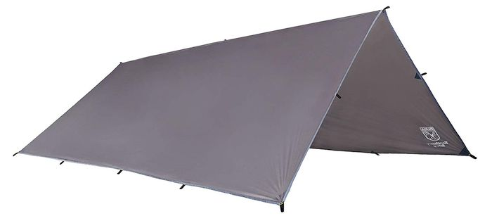 Sanctuary SilTarp - Ultralight and Waterproof
