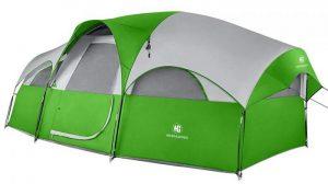 TOMOUNT Or Hikergarden 8-Person Tent