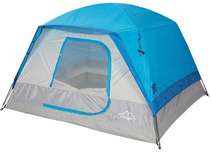 Toogh 5-6 Person Camping Big Horn Tent